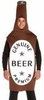Beer Bottle Costume - Adult and Plus