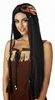 Black Indian Princess Wig