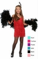 Child's Fringed Flapper Costume - More Colors