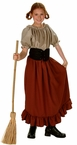 Child's Renaissance Peasant Girl Costume