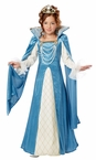 Child's Renaissance Queen Costume