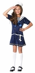 Toddler Shipmate Cutie Sailor Costume
