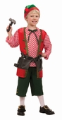 Child's Toy Maker Elf Costume