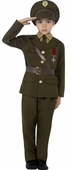 Child's WWII Army Officer Costume