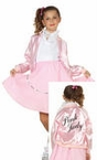 Child Size 50's Pink Lady Jacket