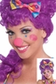 Circus Sweetie Foam Clown Nose - Purple or Pink