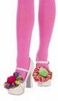 Circus Sweetie Shoe Topper Set