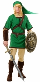 Deluxe Adult Elf Warrior Costume