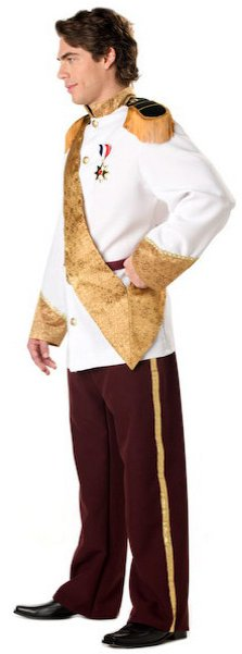 from Sylas adult prince charming costume