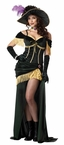Deluxe Adult Saloon Madame Costume