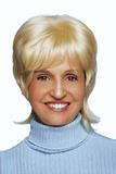 Deluxe Blonde 70's Housewife Wig