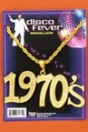 Disco Fever 1970's Necklace