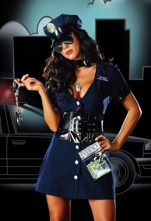 who is dreamgirl sexy cop