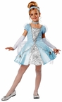 Girls' Deluxe Cinderella Costume