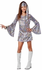 Girls' Disco Darling 70's Costume
