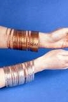 Gypsy Bangles - Gold or Silver