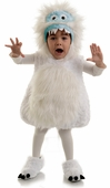 Infant/Toddler Snow Monster Belly Babies Costume