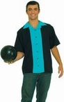 King Pin Bowling Shirt - Standard and Plus