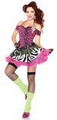 Leg Avenue Totally 80's Amy Adult Costume
