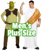 Men's Big and Tall Costumes