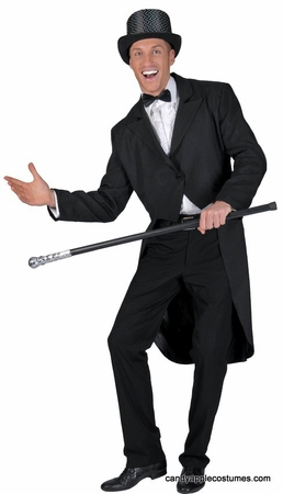 Men's Black Broadway Tuxedo Jacket