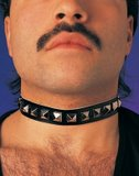 Men's Studded Choker