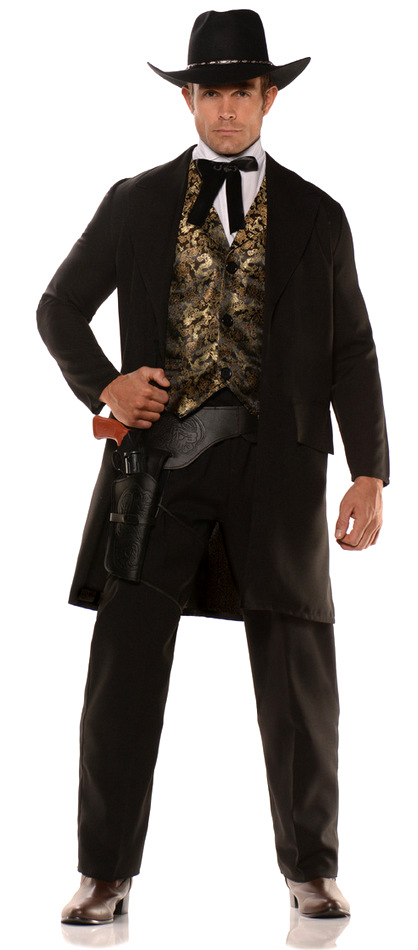 Remember adult western style costumes extra large sizes