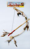 Native American Bow and Arrow