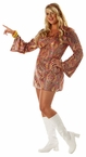 Plus Size Adult Disco Dolly Costume