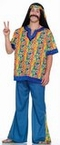 Plus Size Adult Far Out Dude 70's Costume