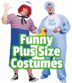 Plus Size Funny Costumes