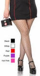 Plus Size Industrial Net Tights - More Colors