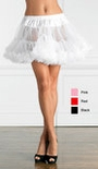 Plus Size Layered Tulle Petticoat - More Colors