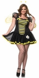 Plus Size Leg Avenue Daisy Bee Costume