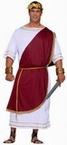 Plus Size Mighty Caesar XXXL Costume