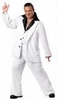 Plus Size Saturday Night Fever Disco Man Costume