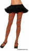 Plus Size Striped Tights - More Colors