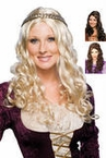 Renaissance Girl Wig - More Colors
