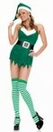 Sexy Christmas Elf Costume