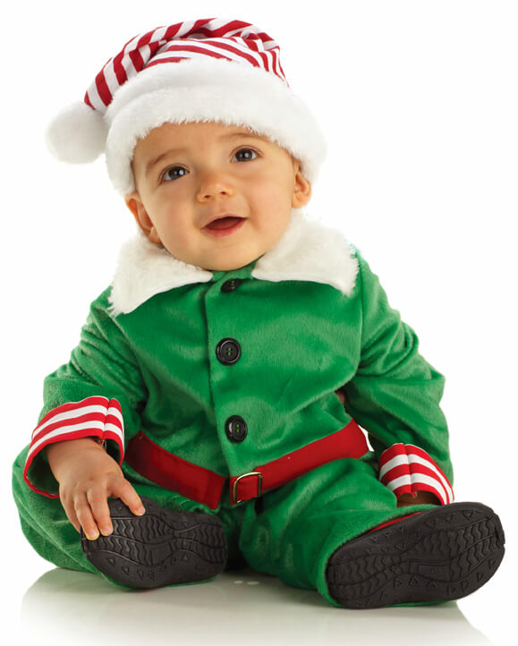 Toddler Child Elf Costume Candy Apple Costumes Elf And