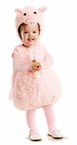 Toddler/Child Plush Piglet Costume
