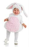 Toddler/Child Plush White Rabbit Costume