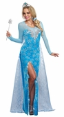 Women's Deluxe Ice Queen Costume