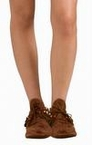 Women's Hippie/Native American Moccasin Shoe Covers