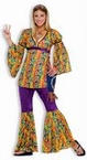 Women's Purple Haze Hippie Costume