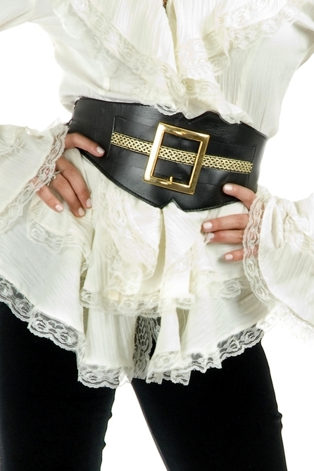 Adult Faux Leather Pirate Belt Pirate Costumes Women S