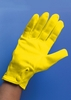 Yellow Adult Clown Gloves