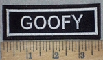 3661 L - Goofy - Embroidery Patch