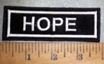 4277 L - Hope - Embroidery Patch