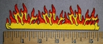 4464 S - Wall Of Fire - Embroidery Patch